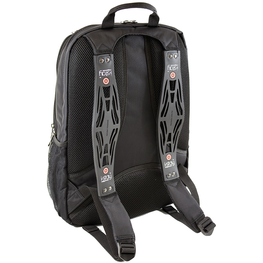 15.6 inch laptop rucksack black