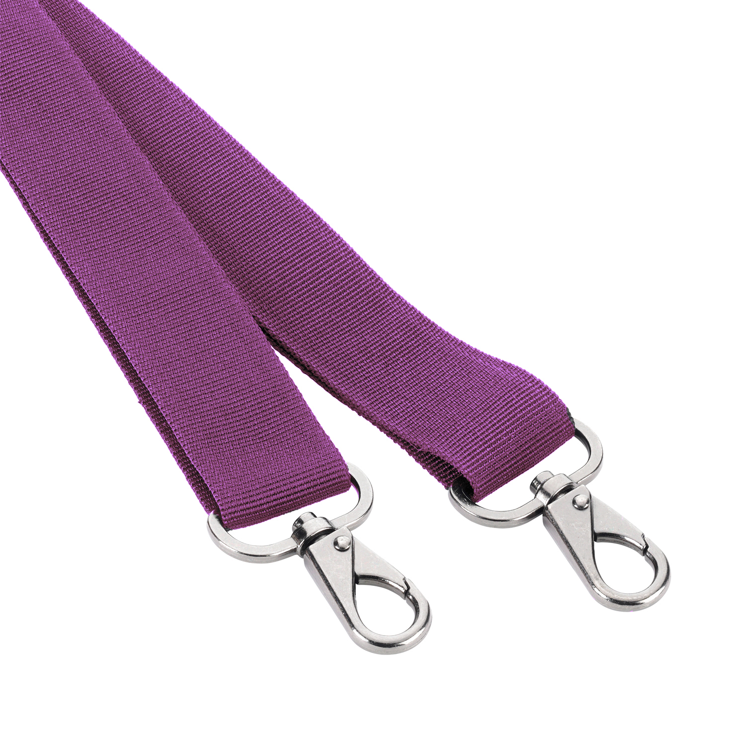 i-stay non slip bag strap purple