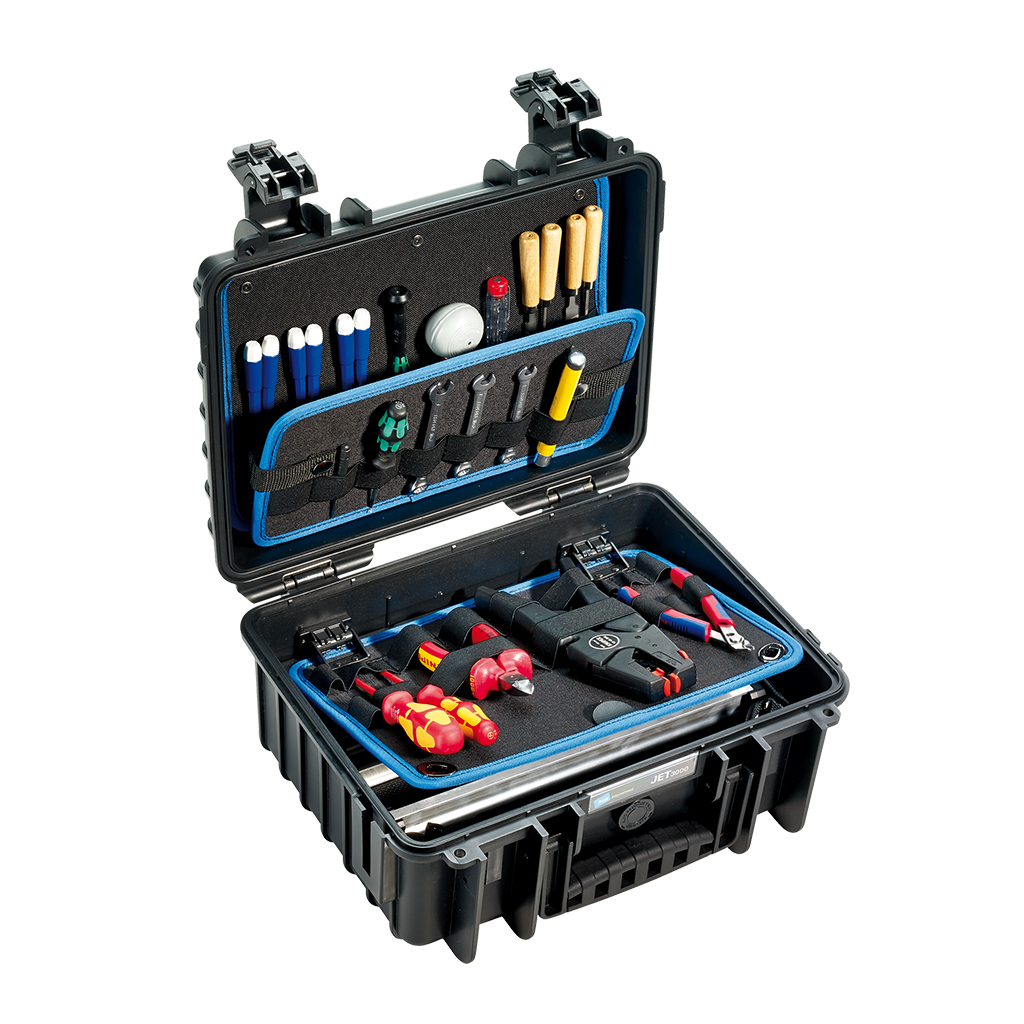 B&W JET 3000 Robust Tool Case