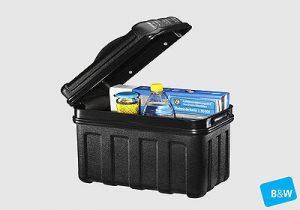 B&W International city.box (Pannier Box) - BH96011 - Cases2GO