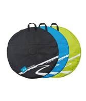 B&W International Soft Wheel Bag (Black, Green & Blue) - BH96802 - Cases2GO